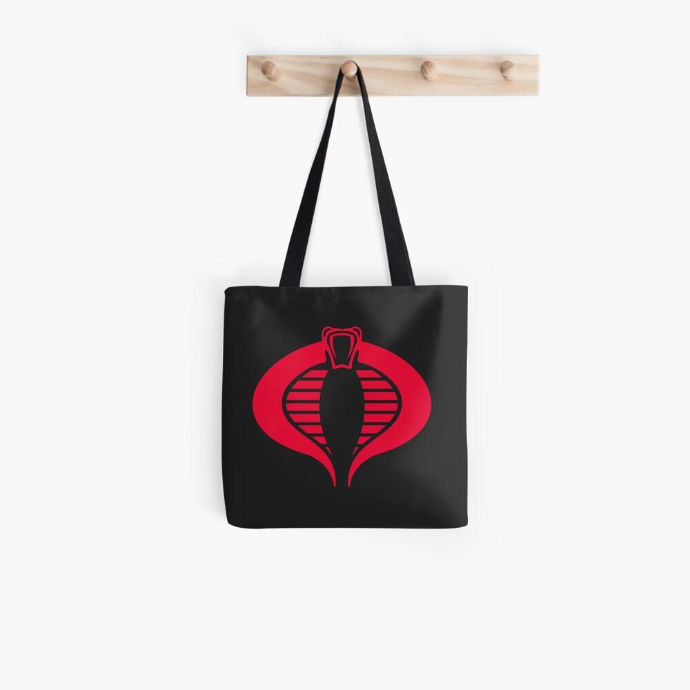 COBRA-Abzeichen Tote Bag