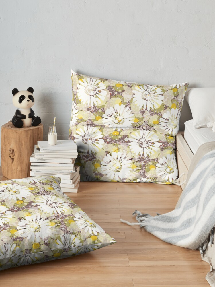 Alternate view of Pop Butterflies VIII Floor Pillow