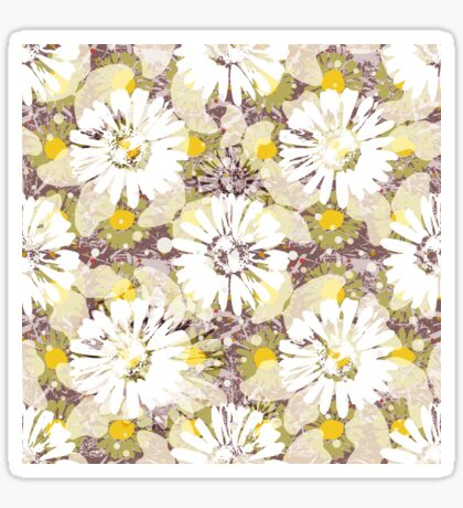 Pop Butterflies VIII Glossy Sticker