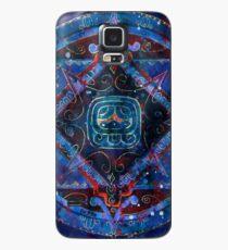 Akbal Mandala Hülle & Klebefolie für Samsung Galaxy