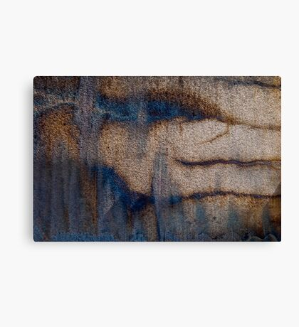Slipping Through Ones Hands Canvas Print