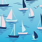 Sailing by MariMansfield