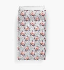 Vintage floral pattern  Duvet Cover