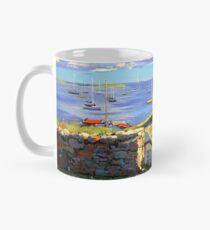 """Gateway To Summer"" (Chester, Nova Scotia) Classic Mug"