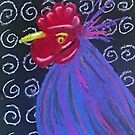 Spring Chicken by Tara Barney