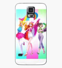 Puffy Pride Case/Skin for Samsung Galaxy