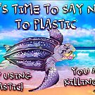 Say no to plastic by TaylerMacneill