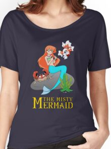 The Misty Mermaid Women's Relaxed Fit T-Shirt