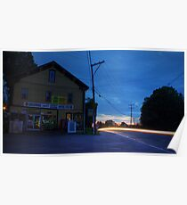 Cook's Variety Store Poster