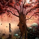 The Crimson Tree by MorJer