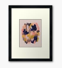 Vernal Abstract  Framed Print