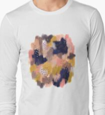 Vernal Abstract  Long Sleeve T-Shirt