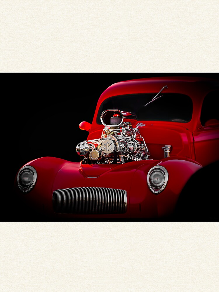 1941 Willys 'Blown' Coupe by DaveKoontz