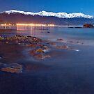 A beautiful Kaikoura night by Paul Mercer