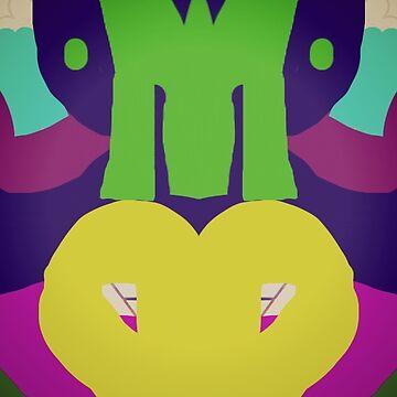 Snake's Eyes by pinksoul