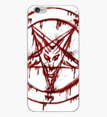 Pentagram iPhone Case