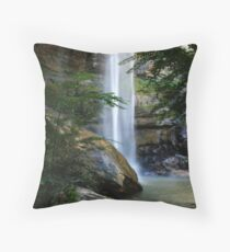 Toccoa Falls Throw Pillow