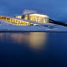Oslo Opera House by openyourap