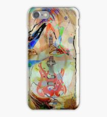 Music Girl iPhone Case/Skin