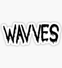 wavves Sticker