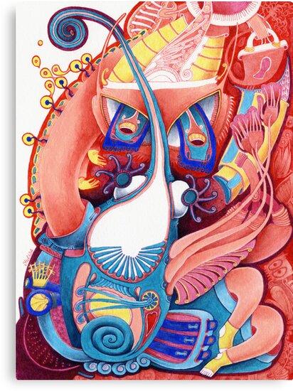 Matching Keys by Yuliya Art
