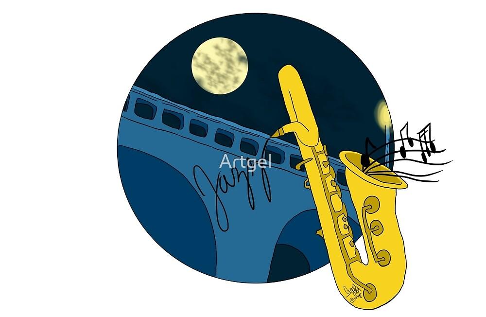 Jazz Rhythm by Artgel