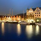 Bryggen i Bergen by openyourap