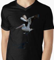Pelican Landing T Men's V-Neck T-Shirt