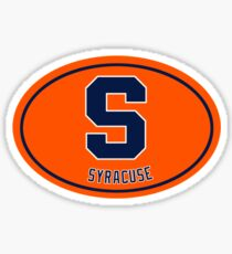 Syracuse S - v2 Sticker