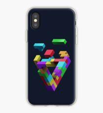 Penrose Tetris iPhone Case