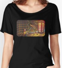 Let's Go - Abed & Annie Women's Relaxed Fit T-Shirt