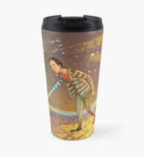 Let's Go - Abed & Annie Travel Mug