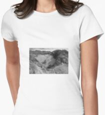 Dunes Womens Fitted T-Shirt
