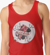 Rock and Roller Derby Tank Top