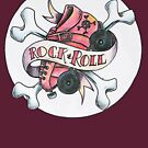 Rock and Roller Derby by Liz Sterry