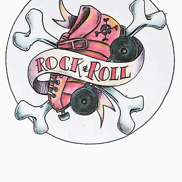 Rock and Roller Derby by sterry