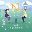 E is for Economics N is for Nash Equilibrium by vgoodman