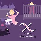 E is for Economics X is for eXternalities by vgoodman