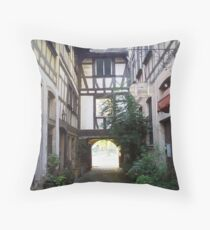 Strasbourg France  Throw Pillow