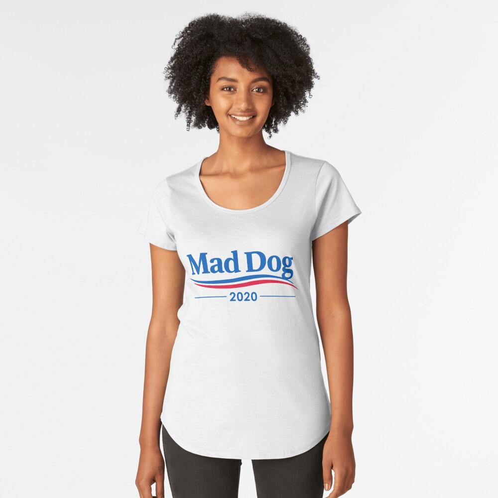 """James """"Mad Dog"""" Mattis 2020 Premium Scoop T-Shirt"""