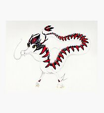 How To Train Your Chinese Dragon Photographic Print