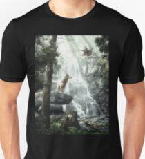Three Friends, Three Clans Unisex T-Shirt