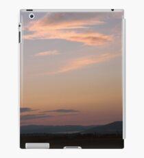 summer sky - Derry Ireland iPad Case/Skin