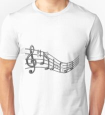The music borrowers (view full screen) T-Shirt