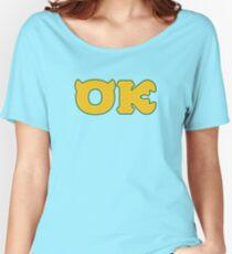 Oozma Kappa (Monsters U) Women's Relaxed Fit T-Shirt