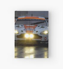 Race In The Rain Hardcover Journal