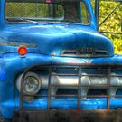 Old Ford Truck by Alana Ranney