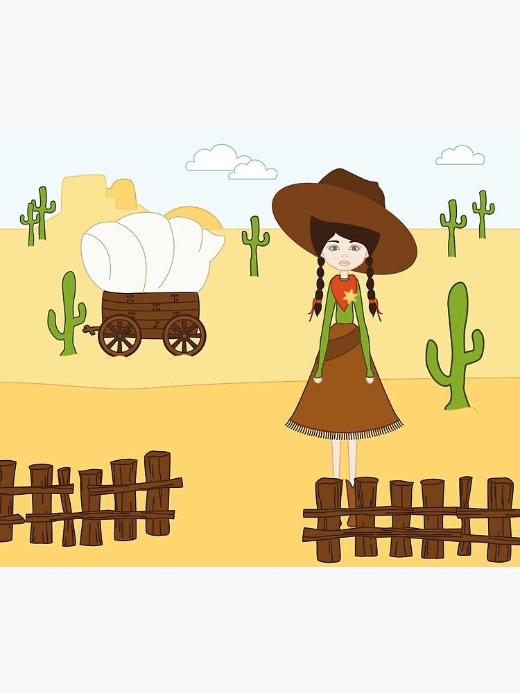 Celeste, la Vaquera del Oeste de elsagarciat