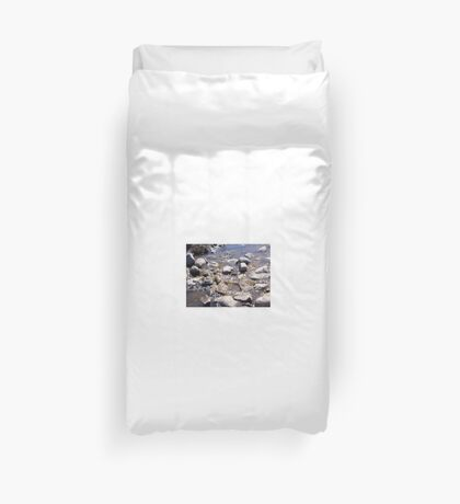 The Brook Duvet Cover