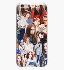 Karen Gillan iPhone Case